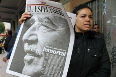 Cremaron el cuerpo de Gabriel García Márquez