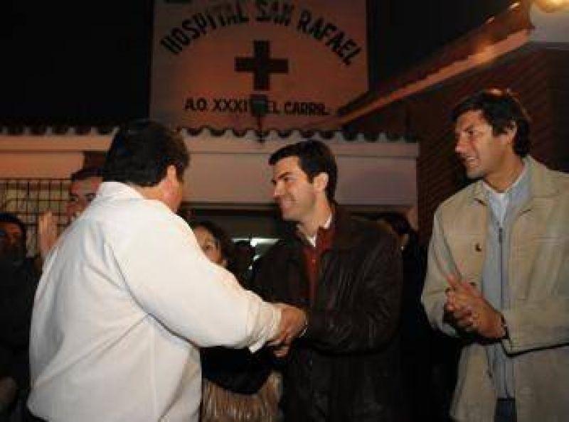 El hospital de El Carril recibi� los fondos para la adquisici�n de un ec�grafo.