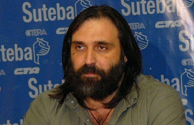 Baradel: �Mar del Plata es el caso m�s grave de la provincia en materia de infraestructura�
