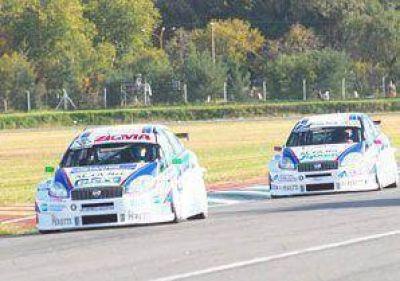 Colombo Russell logró la pole position en Junín