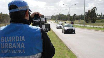 Guardia Urbana comienza a multar con los radares desde el lunes