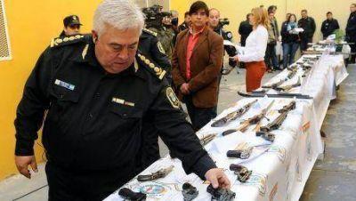 Otro megaoperativo contra el delito en La Plata