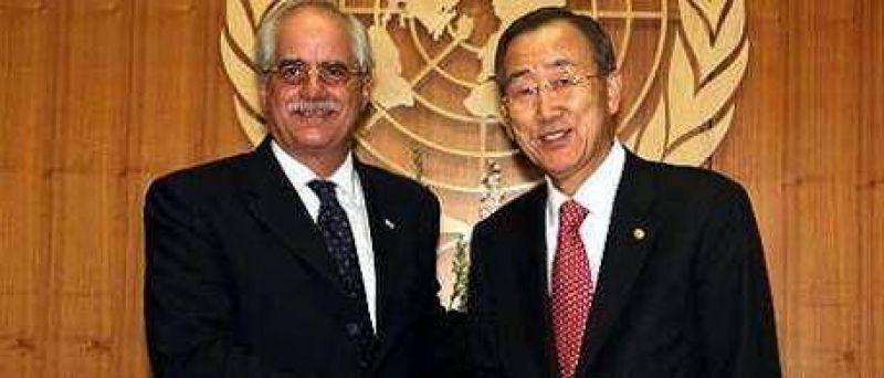 M�s apoyo por Malvinas y Taiana con Ban Ki-Moon