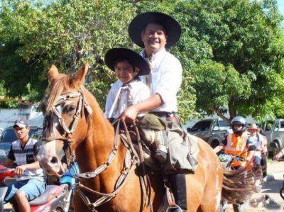 Tres Pueblos unidos por la Fe caminan hacia Itatí