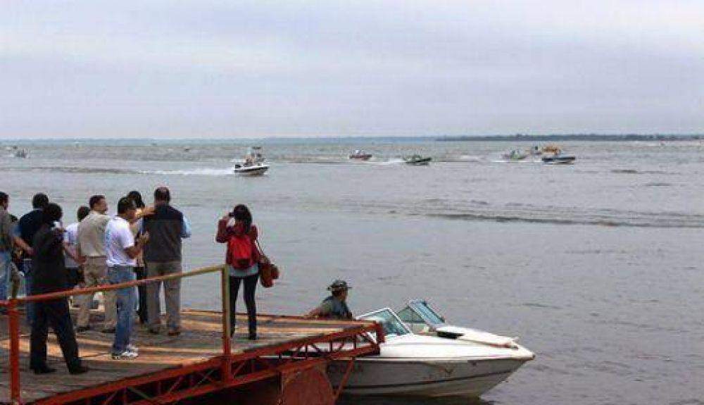 El Torneo Apertura reunió a cerca de 200 pescadores