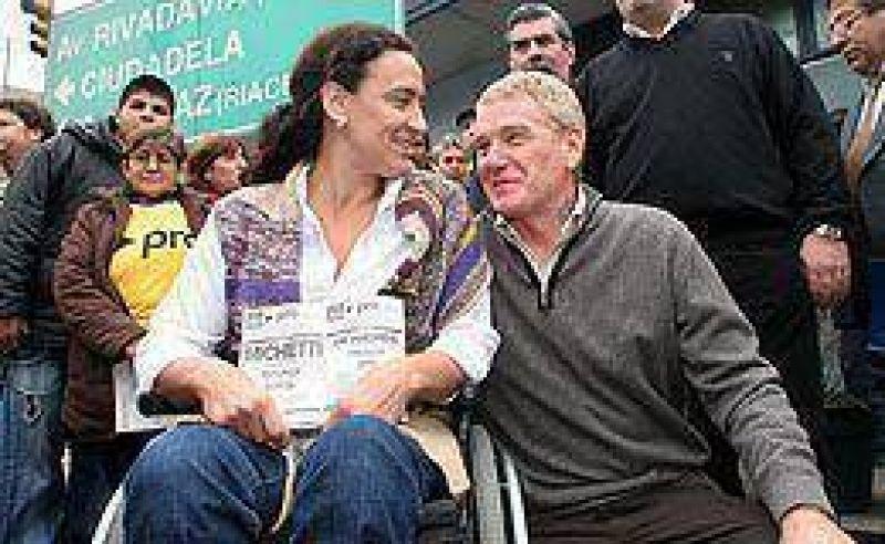De Narváez y Michetti pidieron más debates televisivos
