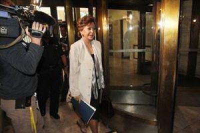 La Justicia condenó a María Julia Alsogaray a cuatro años de prisión