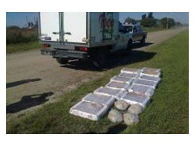 Incineraron 172 kilos de pollo decomisado no apto para consumo