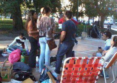 Funcionarios impidieron que realicen la Feria del Viento
