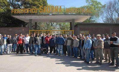 Inauguraron carnicería en el ex frigorífico Sadowa