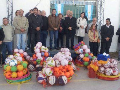 Intensa actividad de Fundación Juan Curuchet en Mar Chiquita