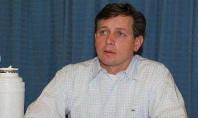 Claudio Wipplinger reconoció haber arrojado barro al auto de la periodista