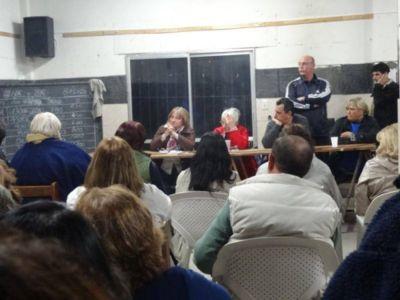 Municipales: rechazaron la propuesta y profundizan las medidas