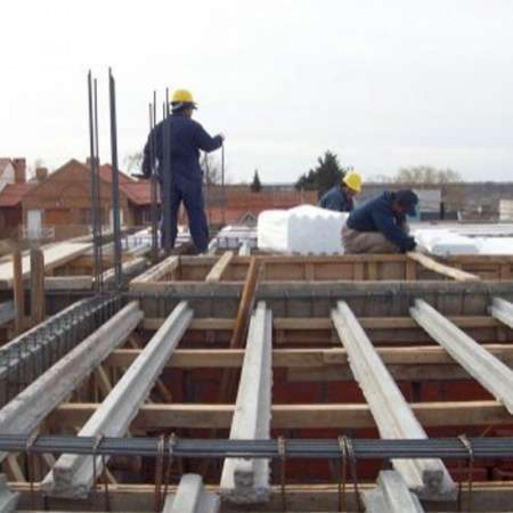 Este martes es feriado para los obreros de la construcción
