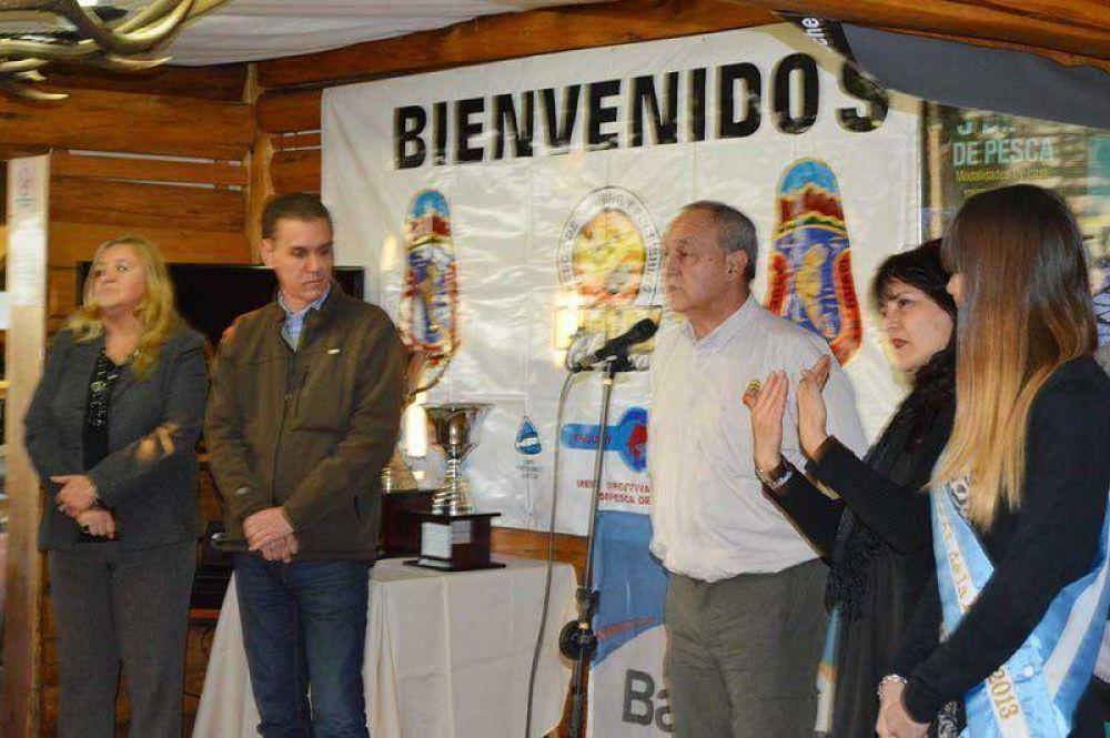 Se realizó la apertura de una nueva edición de la Fiesta Nacional de la Trucha