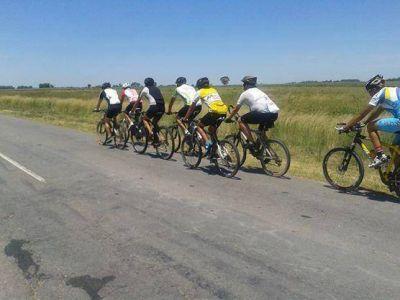 Los ciclistas del Pdo. de Gral. Villegas asegurados