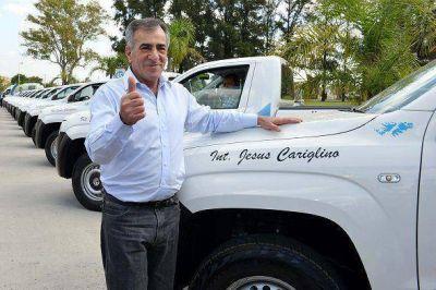 La flota municipal de Malvinas Argentinas sumó 18 móviles