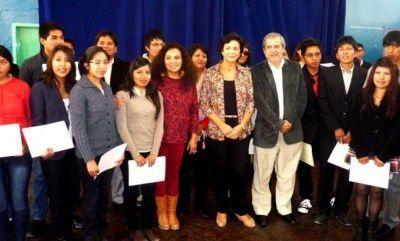 Estudiantes del norte jujeño ingresaron a la Facultad de Medicina de Tucumán