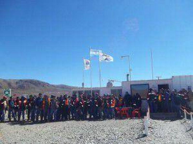 AOMA Jujuy paralizó la actividad en Mina Pirquitas por un reclamo salarial