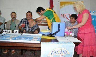 El Ministerio de Salud Pública reforzará el esquema de vacunación antigripal
