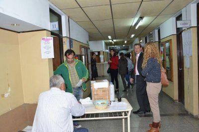 Universidad Amplia venció a Marita Martín en la Facultad de Exactas y Naturales