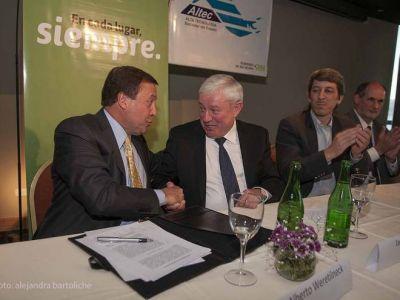 Altec y Duons firmaron convenio para crear una S.A