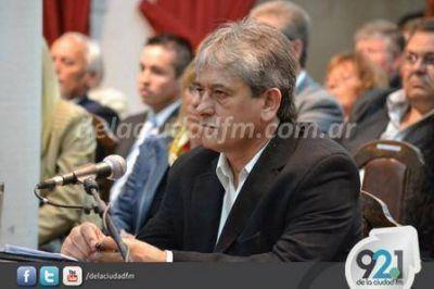 El concejal del Frente Renovador llevará a la justicia al titular de la Comisión de Fomento de Saavedra