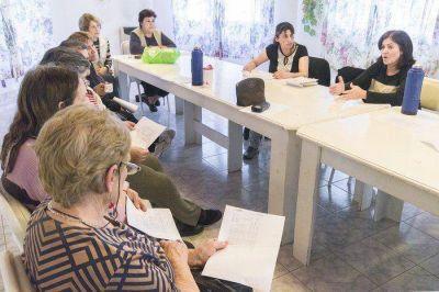 Nuevos montos y reuniones en Cacharí y Chillar
