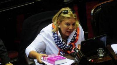 """Carrió disparó por el acuerdo de YPF: """"Muchos van a terminar presos"""""""