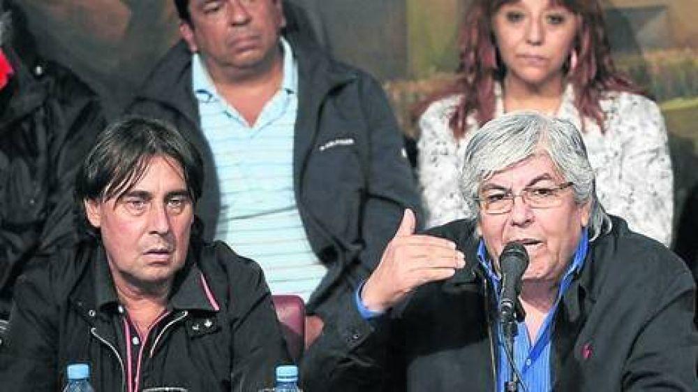Por la movilización del 14, se reabre la interna en el sindicalismo opositor