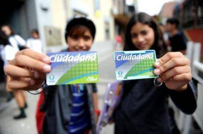 Instalarán cajeros automáticos para recargar la Tarjeta Ciudadana