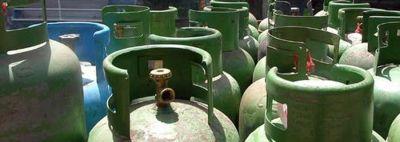 Gas envasado: