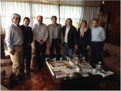 Fortalecerán puertos de Formosa y Barranqueras en la hidrovía