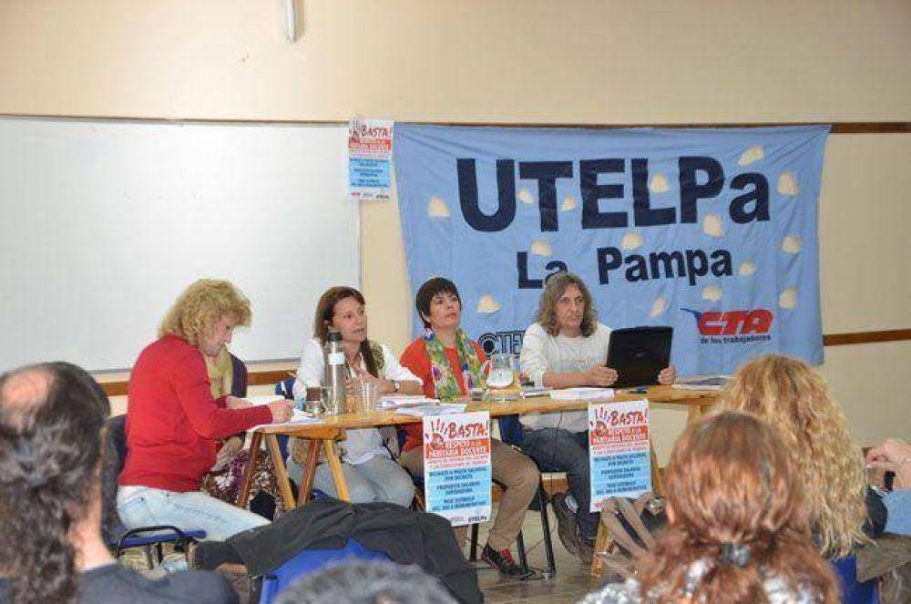 UTELPA convocó a un paro el 29 de abril