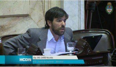 Nicolás Del Caño sobre el pago a Repsol: