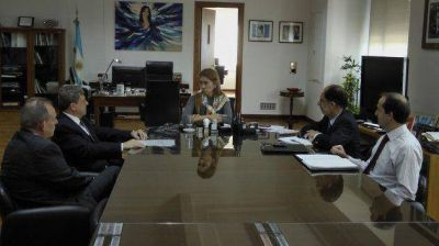 Padula y D'Onofrio reclamaron la prórroga de la promoción industrial