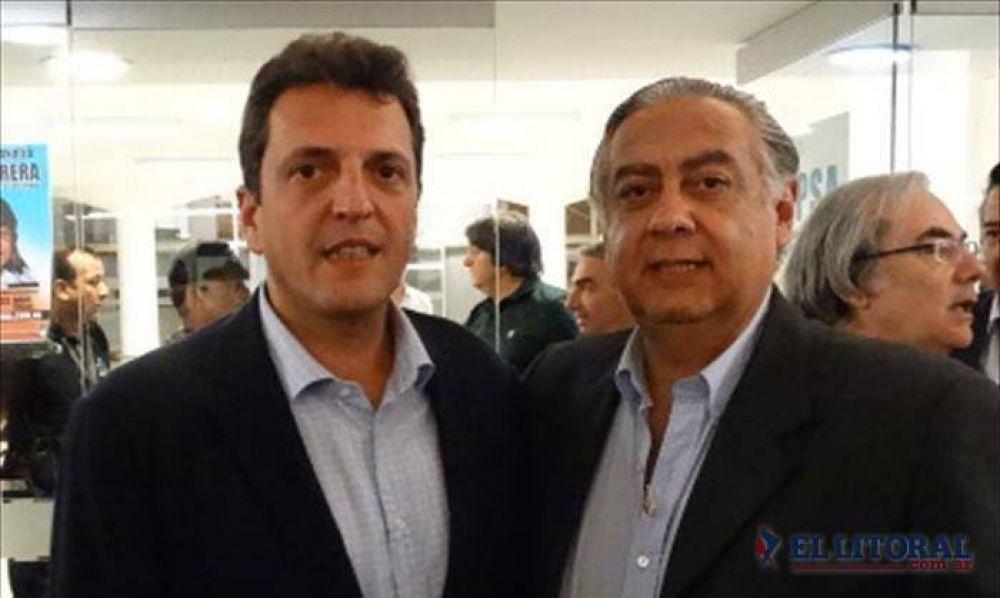 Massa llegó a Corrientes y hoy comparte su agenda con ex liberales y peronistas