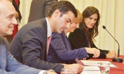 """Urtubey: """"Nuestro compromiso es trabajar para mejorar la calidad de vida de los argentinos"""""""