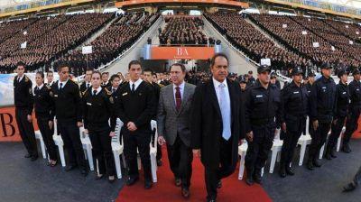 Gobierno bonaerense dará aumento del 28% a efectivos de la policía