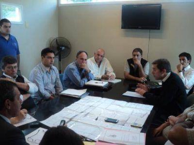 Se reunió en Consejo Asesor para la Habilitación en Bragado