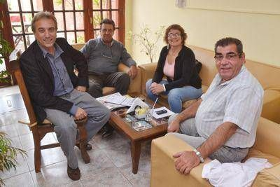 Tras el lanzamiento nacional, el Frente UNEN se organiza en Río Tercero
