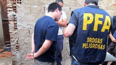 Detienen a Comisario con 35 Kilogramos de drogas