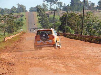 Reflotan proyecto para repavimentar la ruta 94