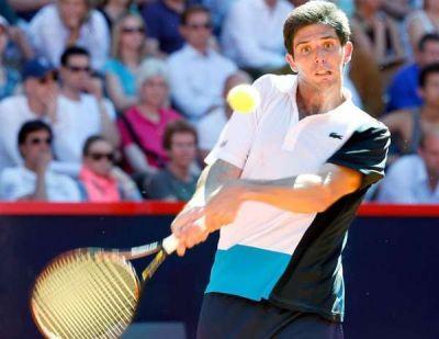 Federico Delbonis debuta en el ATP de M�nich