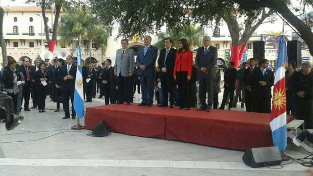 Recordaron el 194 aniversario de la Autonomía Provincial