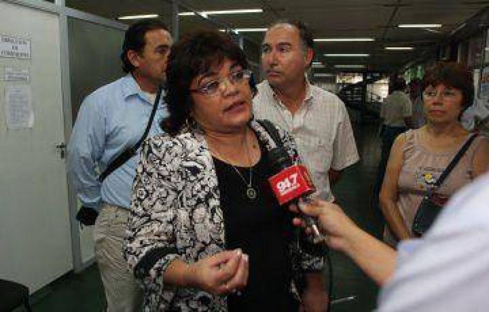 Empleados judiciales se suman al rechazo de laprovincialización de causas por venta minorista de droga