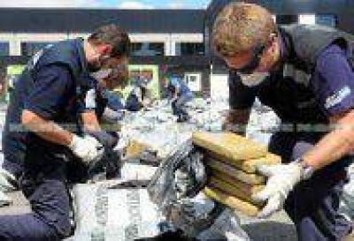 Lucha contra el narcotráfico: convenio con Nación para la compra de equipamiento