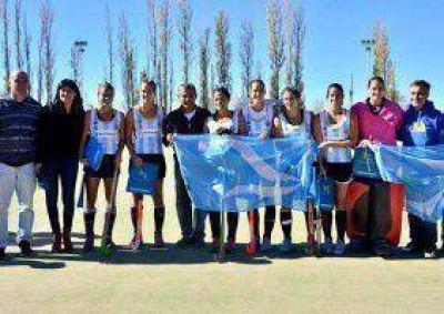 Las Leonas y su motivación, en Neuquén