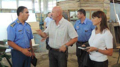 Viale pide informes sobre las c�rceles entrerrianas