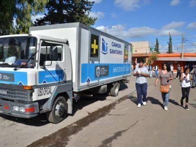 Fiesta del Cristo: comienzan los operativos de seguridad y transporte
